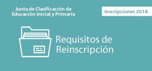 reinscripcion